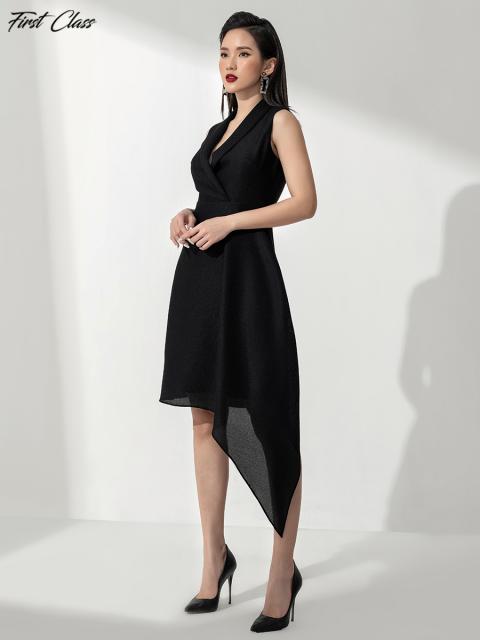 Đầm FirstClass A990-151E đen