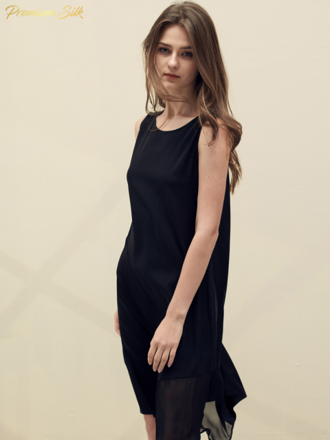 Đầm B9DRE005E đen