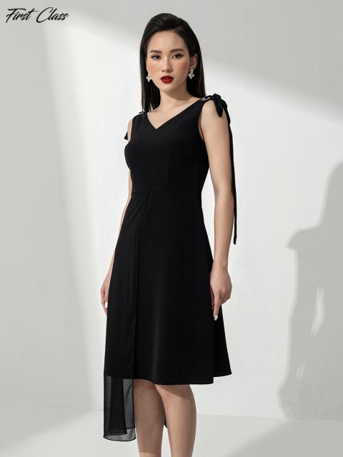 Đầm FirstClass A990-149E đen