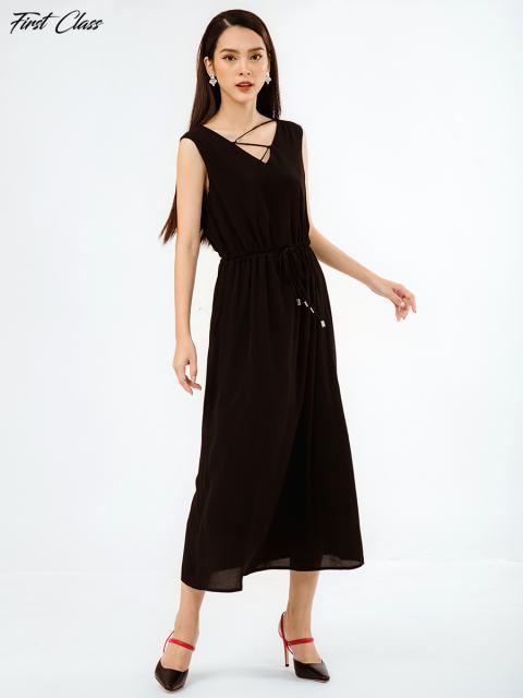 Đầm A990-247E đen