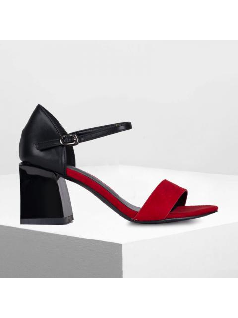 Sandals B9SHO367E đỏ