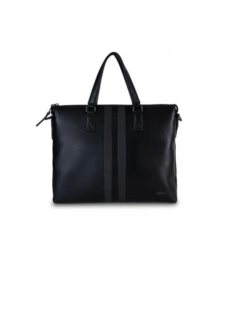 Túi xách da B7BAG001D đen