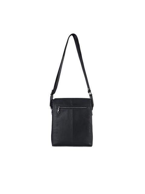 Túi xách da B7BAG002D đen
