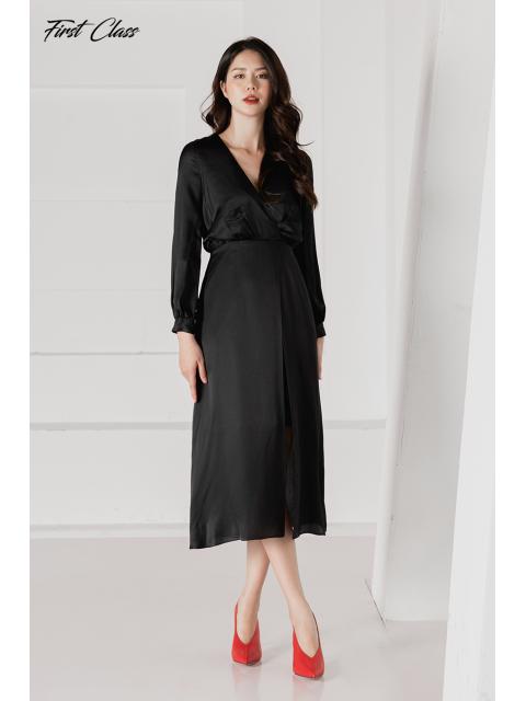 Đầm A999-481H đen