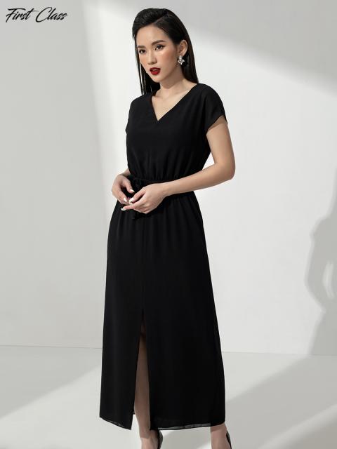 Đầm FirstClass A993-135E đen