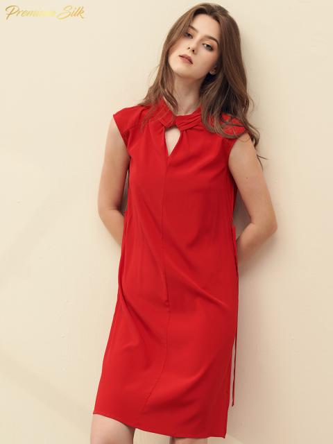 Đầm B9DRE001E đỏ