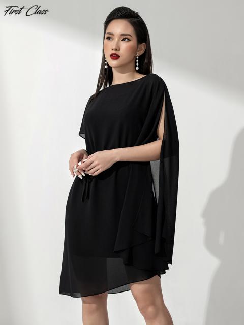 Đầm FirstClass A993-141E đen