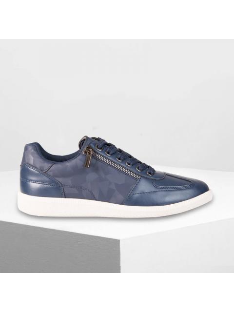 Giày sneakers B7SHO250E xanh tím than