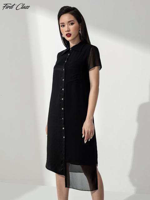 Đầm FirstClass A993-144E đen