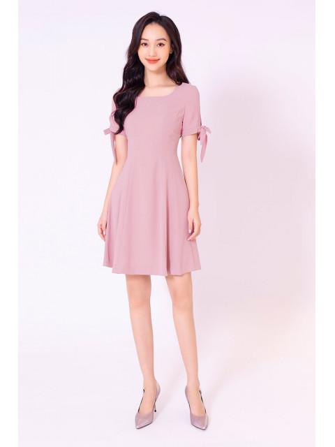 Đầm B993-631G hồng