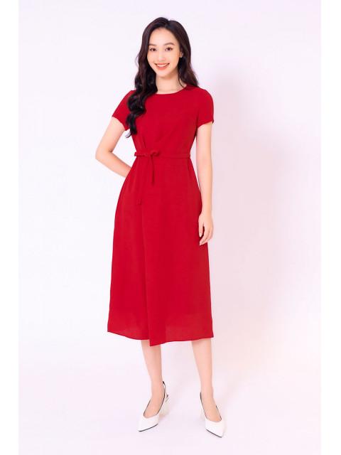 Đầm B993-638G đỏ