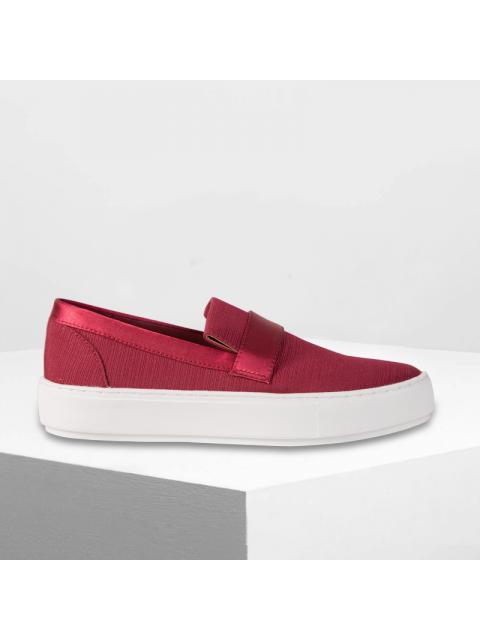 Giày B9SHO050E đỏ rượu