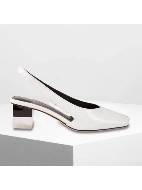 Giày B9SHO341E trắng