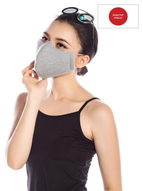 Khẩu trang chống nắng- kháng khuẩn SUNSTOP UVM-WC001 ghi 03