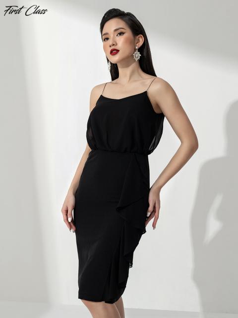 Đầm FirstClass A990-139E đen