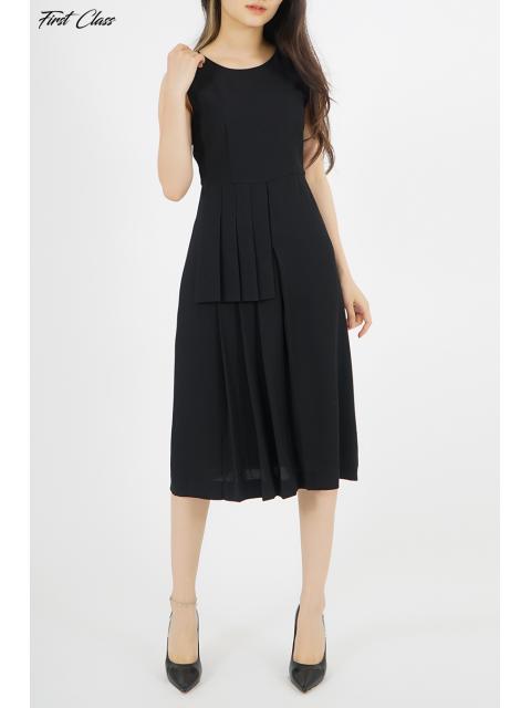 Đầm A990-403G đen