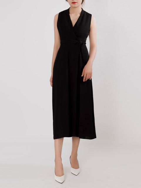 Đầm A990-455G đen