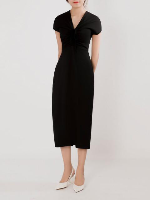 Đầm A993-398G đen