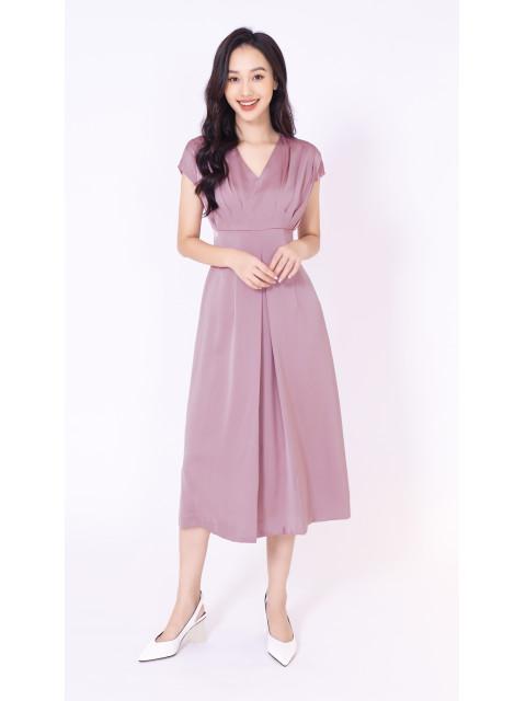Đầm A993-399G hồng