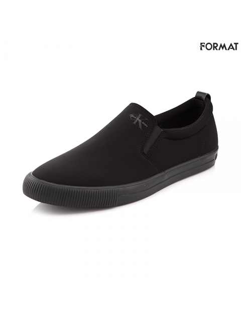 Giày snearker nam CK S0414 black