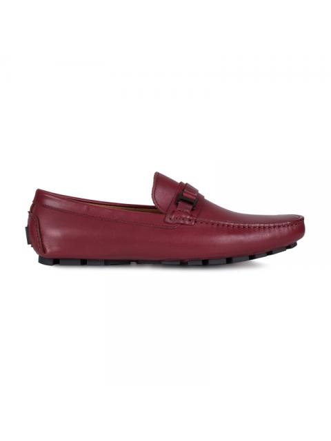 Giày B7SHO008D đỏ rượu