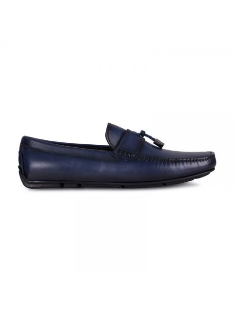 Giày B7SHO014D xanh tím than