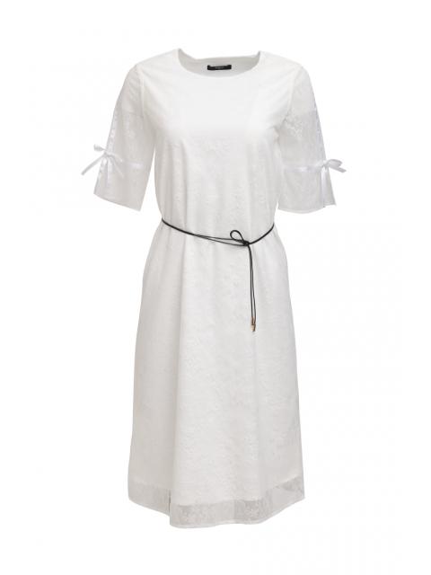 Đầm B997-762I trắng