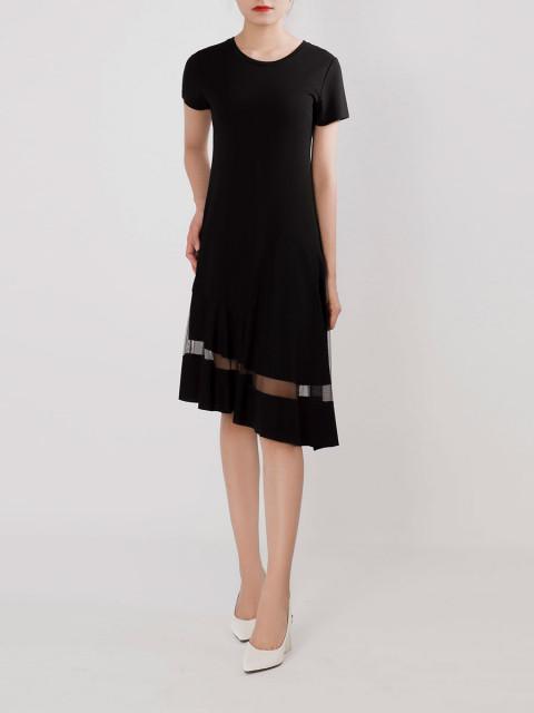 Đầm B9DRE216G đen