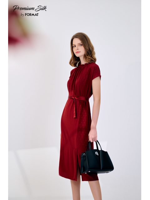 Đầm B9DRE307I đỏ