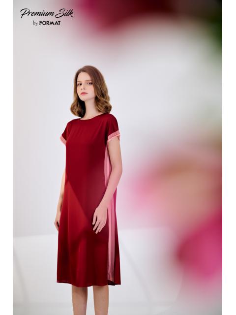 Đầm B9DRE308I đỏ