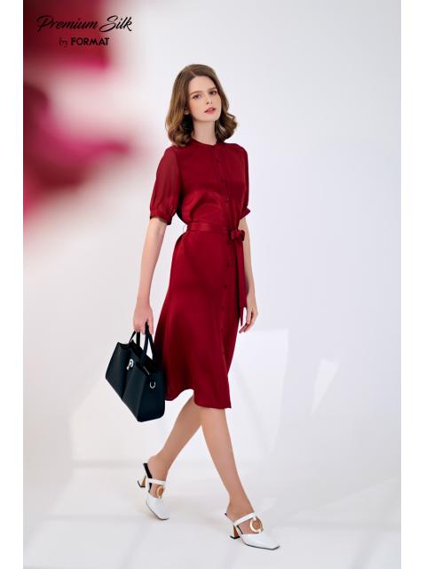 Đầm B9DRE309I đỏ