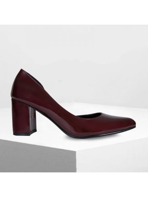 Giày B9SHO360E đỏ rượu