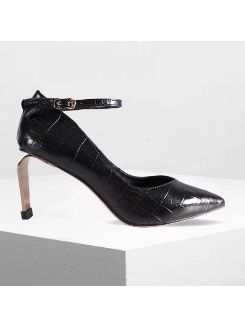 Giày B9SHO612F đen