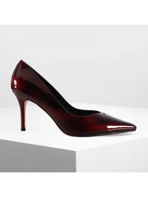 Giày B9SHO618F đỏ rượu