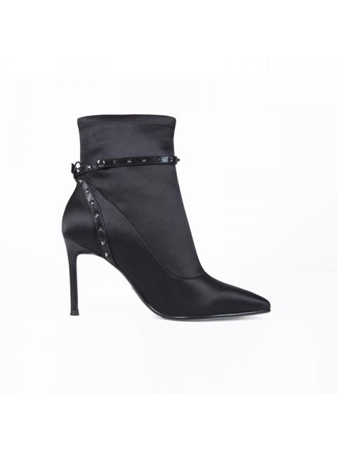 Boots B9SHO801D đen