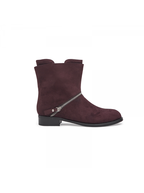 Boots B9SHO811B wine red