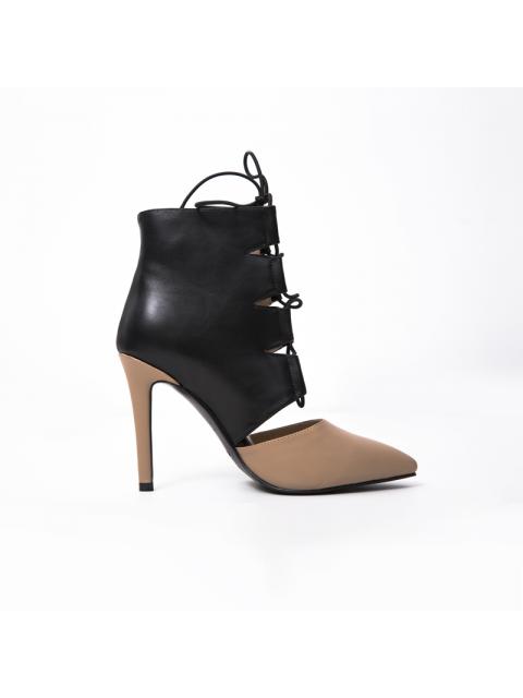Boots B9SHO835D đen