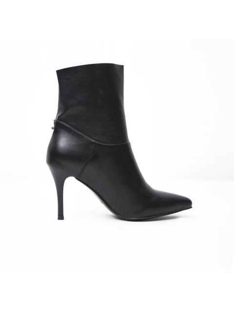 Boots B9SHO836D đen