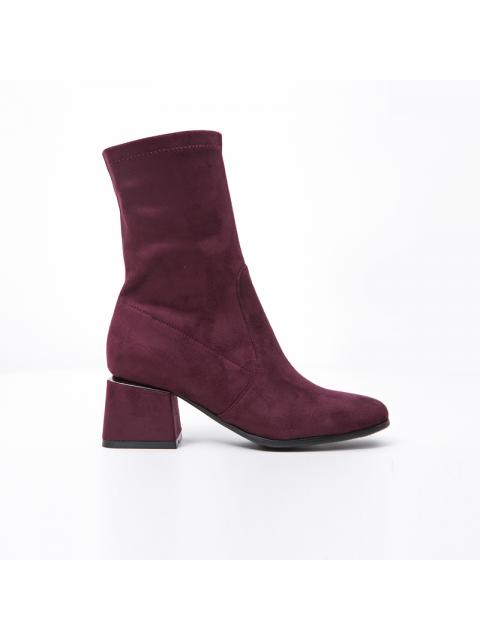 Boots B9SHO837D đỏ rượu