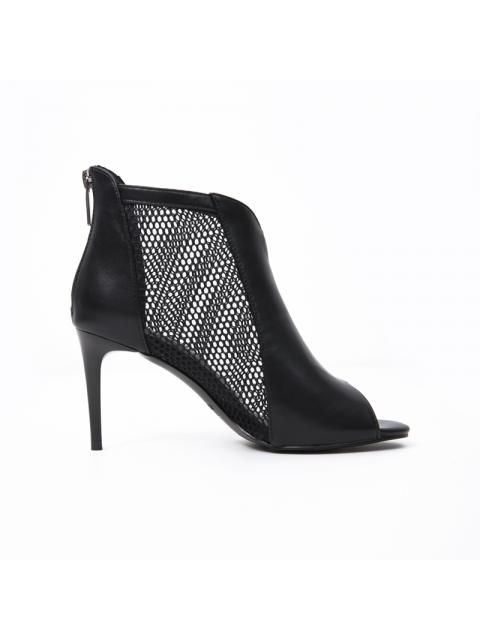 Boots B9SHO838D đen