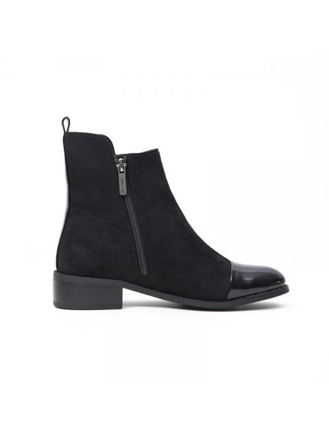 Boots B9SHO840D đen
