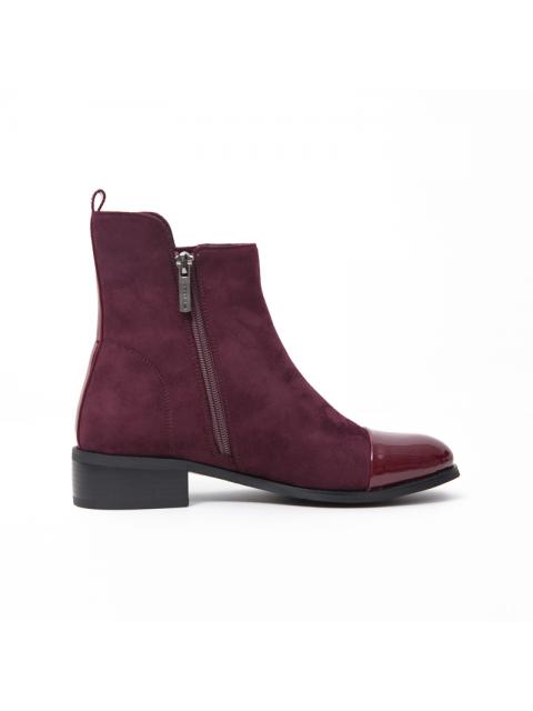 Boots B9SHO840D đỏ rượu