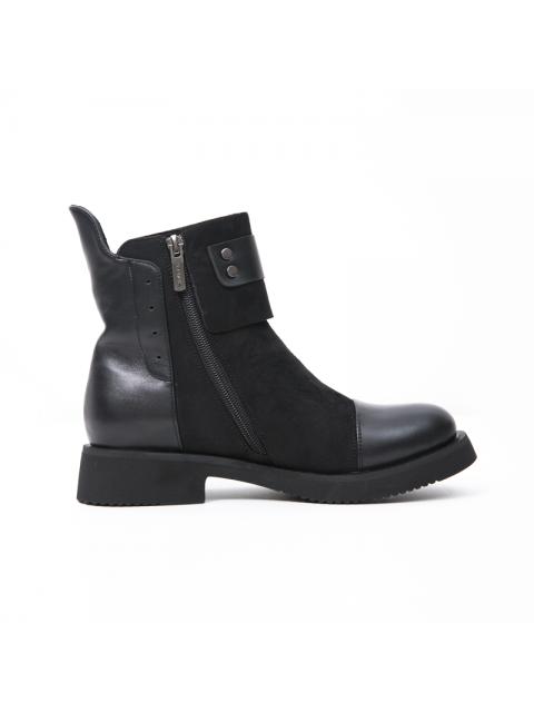 Boots B9SHO841D đen