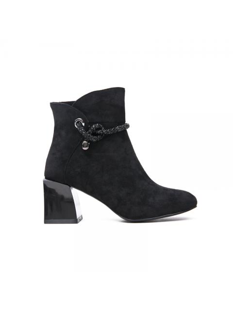 Boots B9SHO845D đen-01