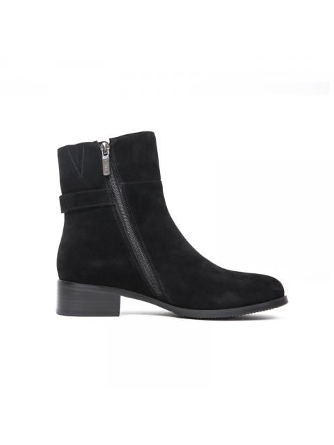 Boots B9SHO855D đen