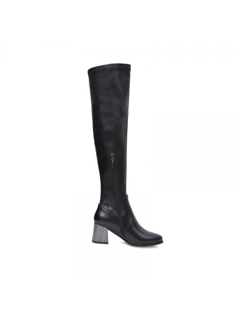 Boots B9SHO903D đen