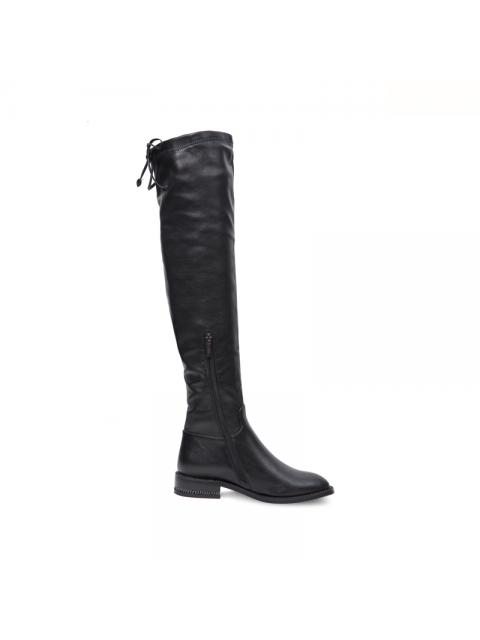 Boots B9SHO904D đen