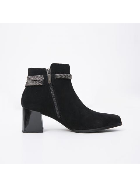 Boots B9SHO905D đen