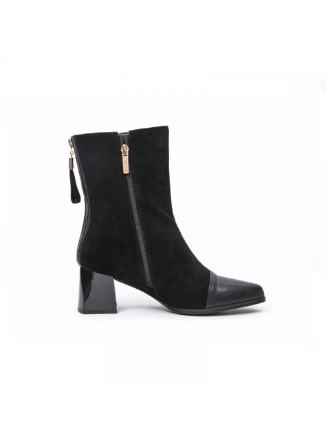 Boots B9SHO906D đen