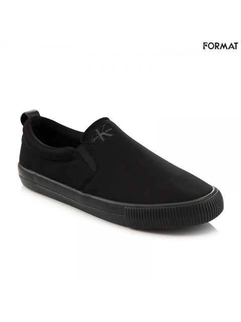 Giày snearker nữ CK R3545 black